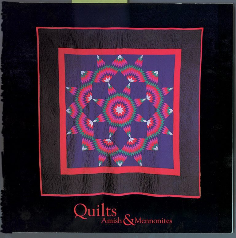 Quilts - Amish et Mennonites