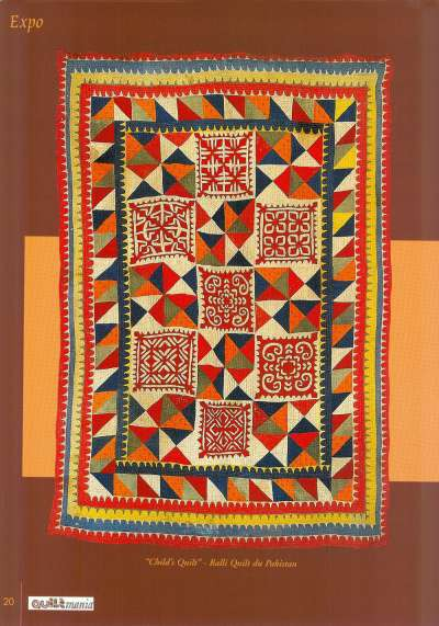 Magazine N 176 39 Quiltmania Editions