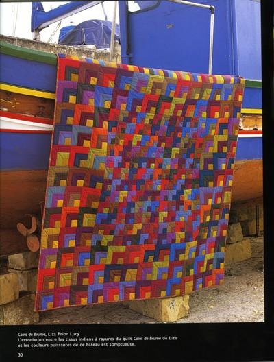 Un Kaléidoscope de Quilts
