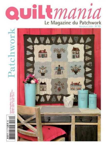 Magazine N°70 - Quiltmania Editions : quilt mania magazine - Adamdwight.com