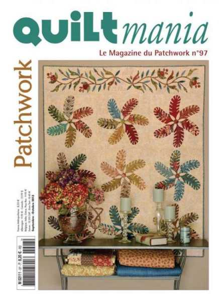 Magazine N 176 79 Quiltmania Editions