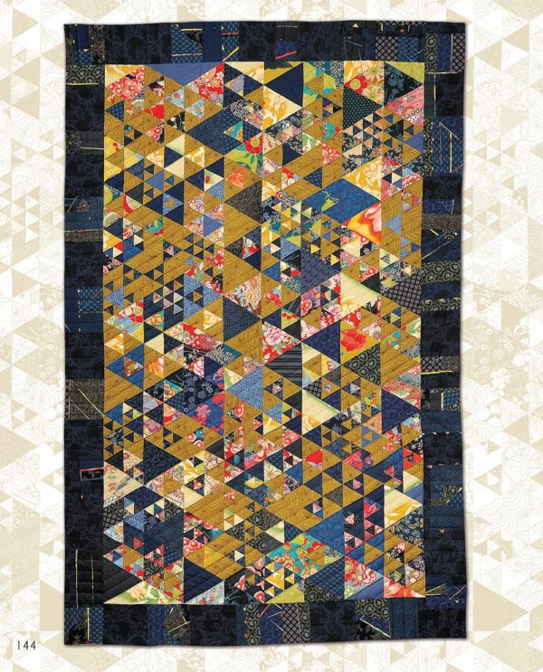 good times bad times Quilt Willyne Hammerstein
