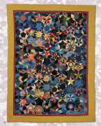 made by restless hand Quilt Willyne Hammerstein