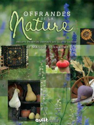 Offrandes de la Nature