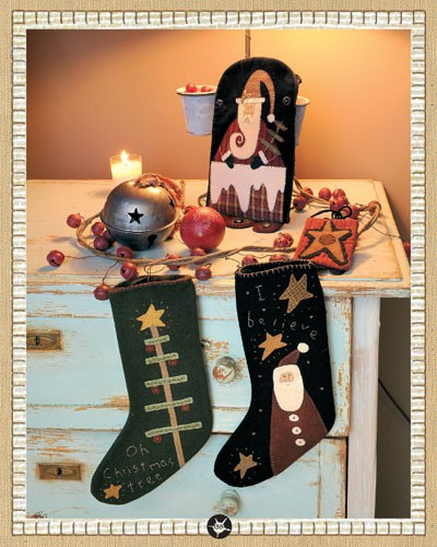 Heart to hand book - Kathi Campbell - winter socks 2