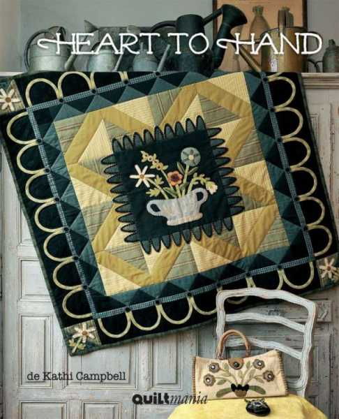 Heart to hand book - Kathi Campbell - couverture - cover