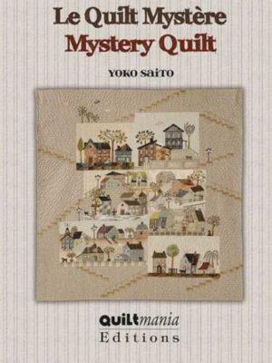 Quilt Mystère 2012 Yoko Saito