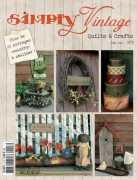 Simply Vintage Quilts & Crafts N°3
