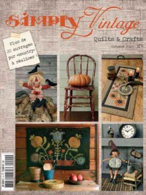 Simply Vintage Quilts & Crafts N°4