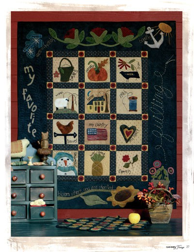 Simply Vintage Quilts Amp Crafts N 176 8 Quiltmania Editions