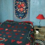 Quilts and Rugs – polly minick – laurie simpson – 1868 Quilt