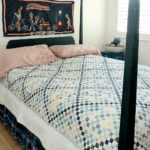 Quilts and Rugs – polly minick – laurie simpson – Irish Chain Quilt