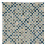Quilts and Rugs – polly minick – laurie simpson – Irish Chain Rug