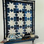 Quilts and Rugs – polly minick – laurie simpson – Lemoyne Star