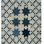 Quilts and Rugs – polly minick – laurie simpson – Snowy day rug