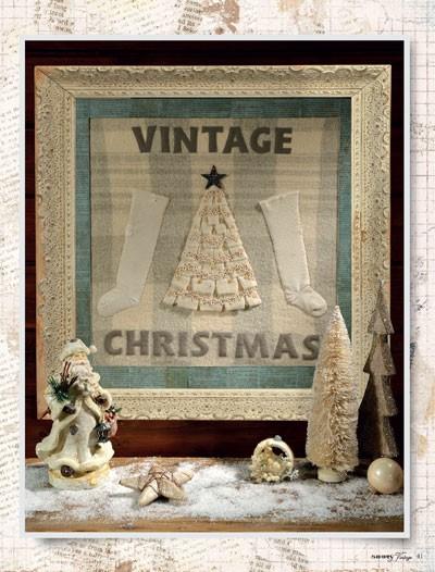 Simply Vintage Quilts & Crafts N°13