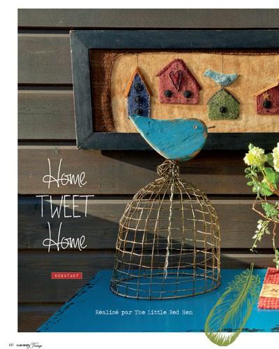 Simply Vintage Quilts & Crafts N°14