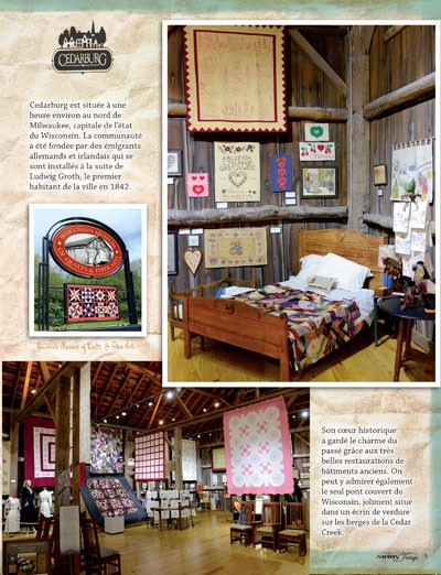 Simply Vintage Quilts Amp Crafts N 176 15 Quiltmania Editions