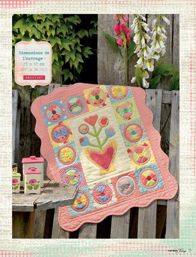 Simply Vintage Quilts & Crafts N°15