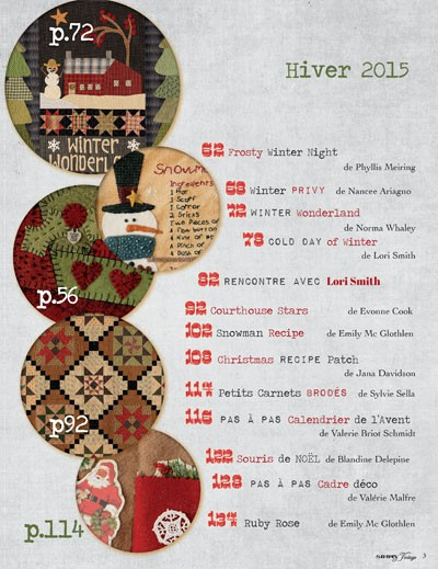 Simply Vintage Quilts & Crafts N°17