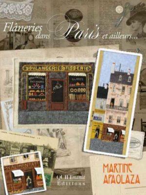 Flâneries dans Paris et ailleurs
