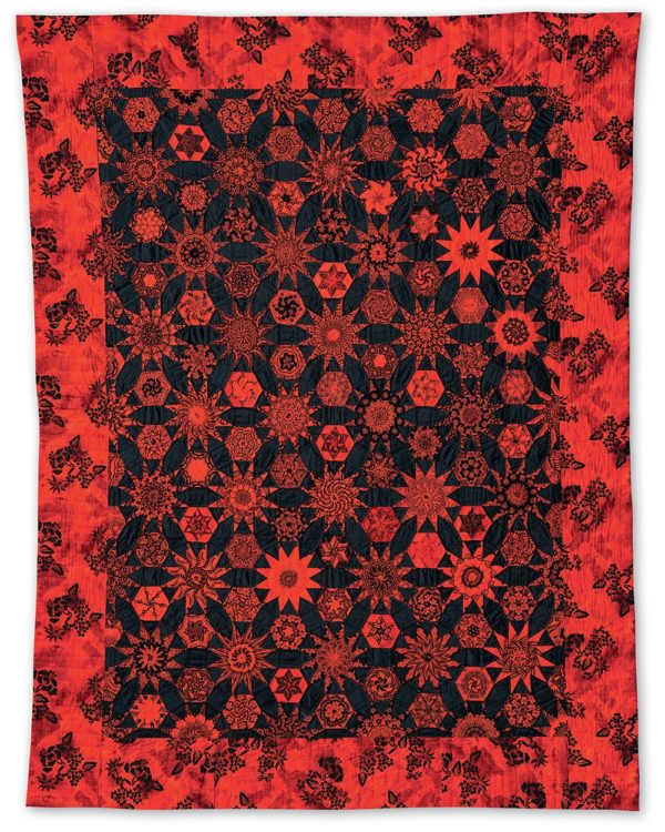 Baisers d'amour Quilts Willyne Hammerstein