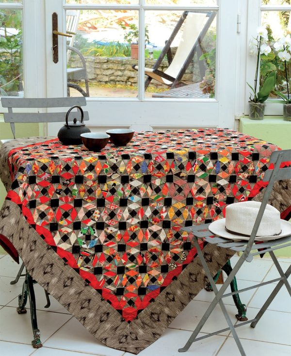 Come and fly Quilts Willyne Hammerstein