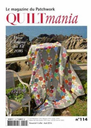 Quiltmania 114