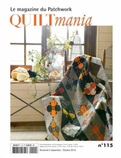 Quiltmania 115