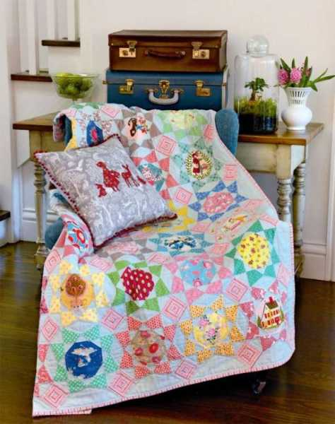 Quilts for Life made with love