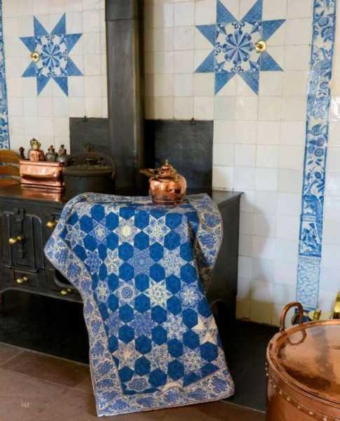Promenade dans un Château Hollandais