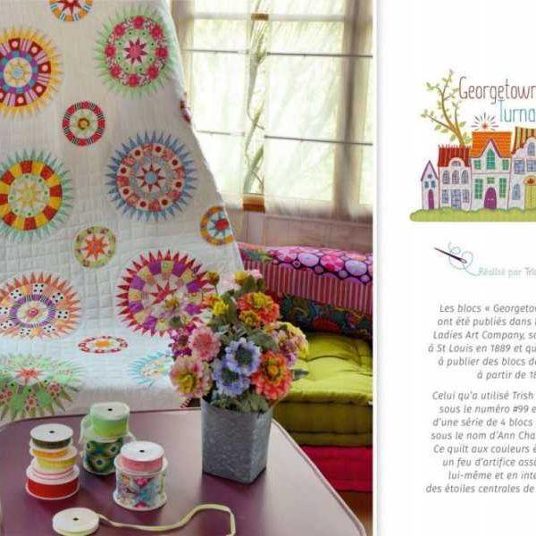 Quiltmania magazine 119 - Quiltmania Editions : quilt mania magazine - Adamdwight.com