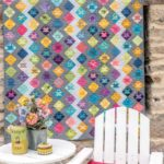 Mieke Duyck-Making Happy Quilts - modèle et patron quilt -Fashionista