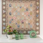 Mieke Duyck-Making Happy Quilts - modèle et patron quilt -Lilys Baskets