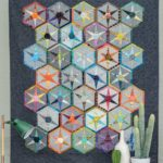 Mieke Duyck-Making Happy Quilts - modèle et patron quilt -Starstruck