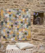 Mieke Duyck-Making Happy Quilts - modèle et patron quilt -Tuscan Tiles