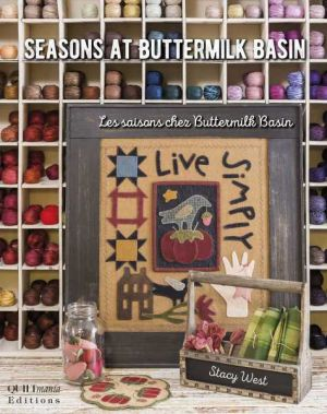 Couverture du livre Seasons at Buttermilk Basin - Stacy West