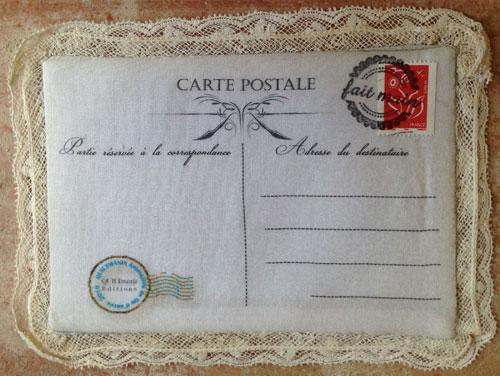 Carte de voeux textile 2016 n°1 verso