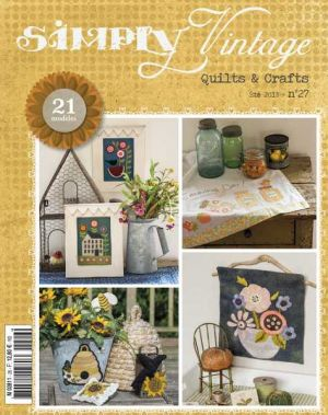 Couverture Simply Vintage 27