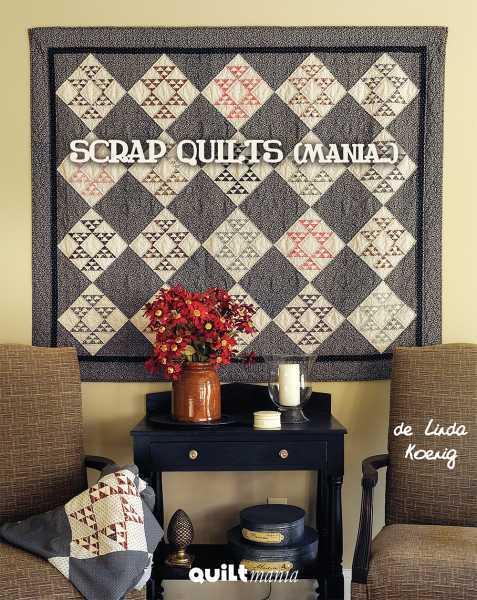 scrap quilts - e-book