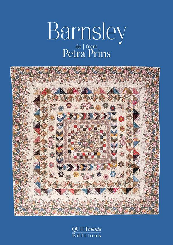 Patron Barnsley De Petra Prins Quiltmania Editions