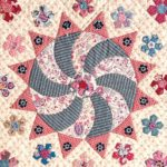 médaillon central quilt petra prins booklet houghton mill