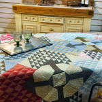 1616 Homestead Lane – Suzanne Unbehaun – Quiltmania magazine 129