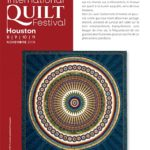 Exposition Houston Quilt Festival 2018 – Quiltmania magazine 129