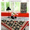 Couverture magazine patchwork Quiltmania 130