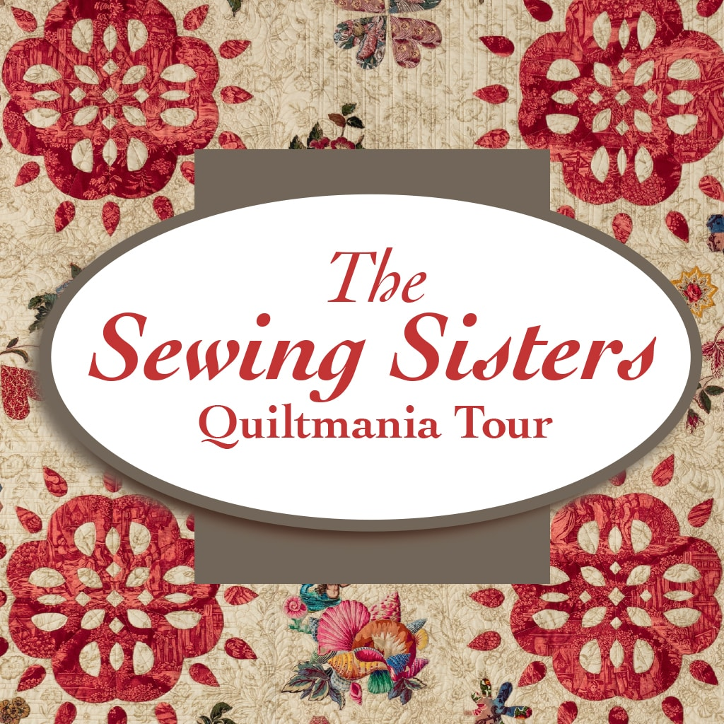 Sewing Sisters tour 2019