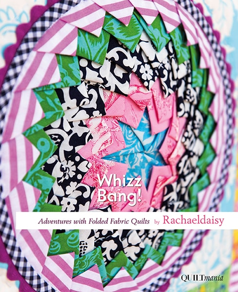 Livre patchwork quilting book-Couverture-cover Whizz Bang