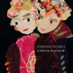 Portraits Textiles-Katherine-Roumanoff-livrecouverture