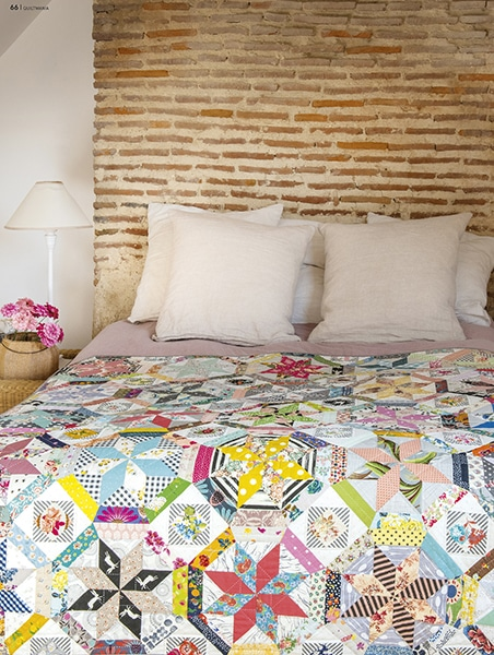 Bella-ruby-emmadistefano-treehouse-textilesquilt-patchwork-magazine-quiltmania-131-maijuin2019