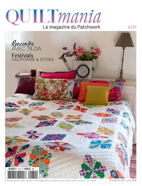 quiltmania-magazine-131-maijuin2019-couverture